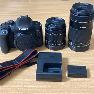 Canon - EOS Kiss X9i ダブルズームキット CANON キャノン