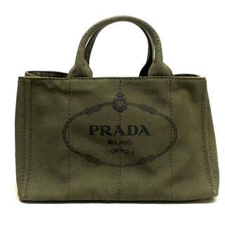 プラダ(PRADA)のPRADA(プラダ) トートバッグ CANAPA BN2642(トートバッグ)