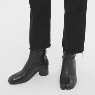 Maison Martin Margiela - Maison margiera  足袋ブーツ 6cmヒール  41 付属品完備