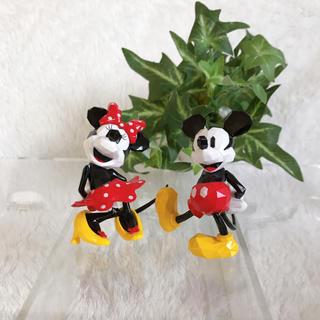 ミッキーマウス(ミッキーマウス)のディズニー ミッキー ミニー フィギュア(アメコミ)