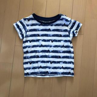 ユニクロ(UNIQLO)のミッキー  80(Tシャツ)