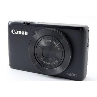 キヤノン(Canon)のキャノン Canon PowerShot S200(コンパクトデジタルカメラ)