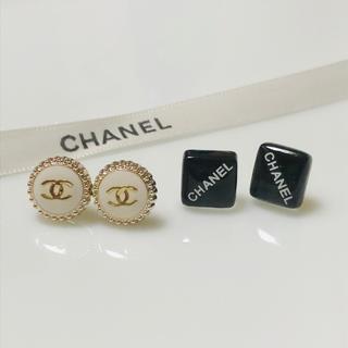 CHANEL - ピアス2組セット✧*No・0316