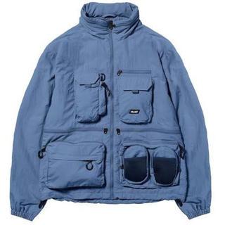 シュプリーム(Supreme)のPalace bare storage jacket stone M(ナイロンジャケット)