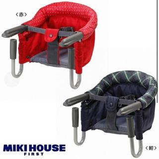 mikihouse - ミキハウスファースト テーブルチェア 椅子 キッズチェア