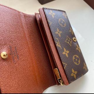 LOUIS VUITTON - 美品正規品ルイヴィトンL字ファスナー折財布