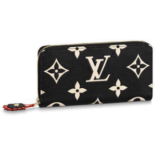 LOUIS VUITTON - 新品未使用★ルイヴィトン★クラフティ★ジッピーウォレット★新作★完売品