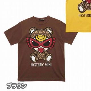 ヒステリックミニ(HYSTERIC MINI)の完売品 テディ(Tシャツ/カットソー)