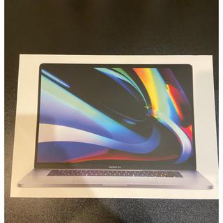 Mac (Apple) - MacBook Pro 16インチ 2019 スペースグレイ