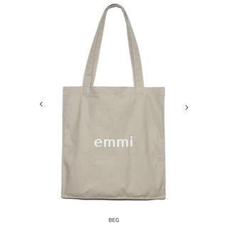 エミアトリエ(emmi atelier)のemmi  yoga★撥水ロゴトートバッグ(トートバッグ)