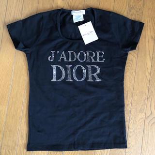 Christian Dior - Christian Dior J' ADORE  ラインストーン  Tシャツ