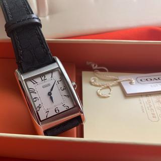 COACH - コーチCOACH 腕時計 シグネチャーベルト
