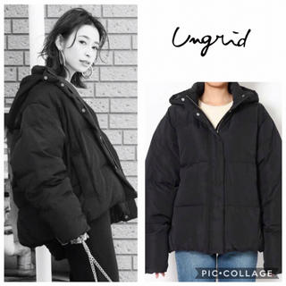 Ungrid - Ungrid**ボリュームショートダウン