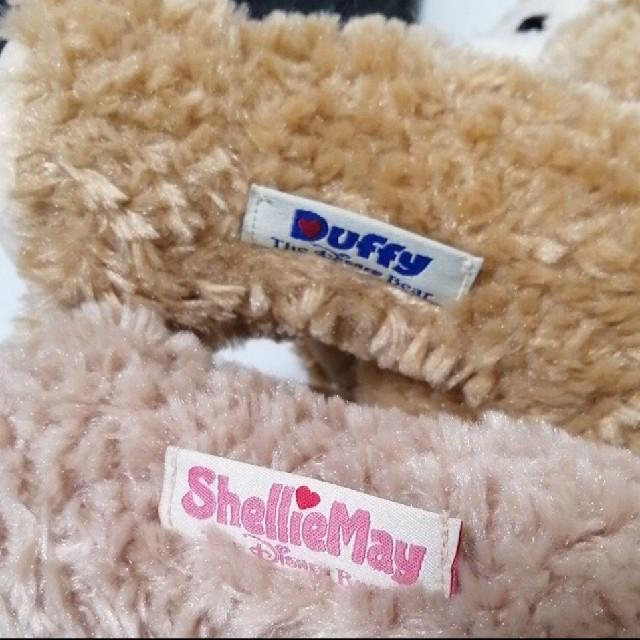 ダッフィー(ダッフィー)のダッフィー&シェリーメイ エンタメ/ホビーのおもちゃ/ぬいぐるみ(ぬいぐるみ)の商品写真