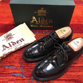 Alden - 極美品 着用3回のみ Alden  オールデン9751 6.5D