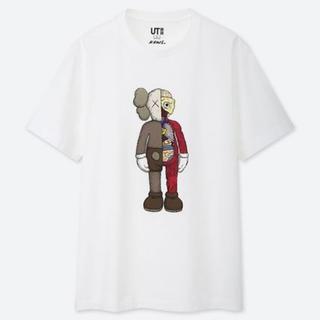 ユニクロ(UNIQLO)のユニクロ カウズ Tシャツ(Tシャツ/カットソー(半袖/袖なし))