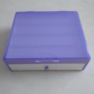バンダイ(BANDAI)の☆オリケシ 専用ケース 紫(知育玩具)