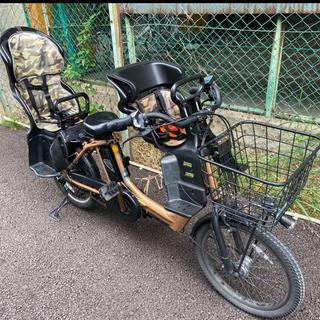 パナソニック(Panasonic)の東京都引取限定!電動自転車 ギュット アニーズ バッテリー9ヶ月前に交換済(自転車本体)