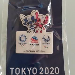 東京オリンピック ピンバッジ(ノベルティグッズ)