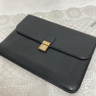 バーバリー(BURBERRY)の☆セール☆ バーバリー クラッチバック ビジネス ブラック スーツ(ビジネスバッグ)