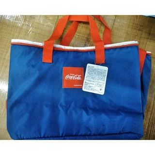 コカコーラ(コカ・コーラ)の新品タグ付コカコーラ角型クーラートートバッグL(トートバッグ)