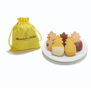 ホノルルクッキーカンパニー 新フレーバー入り 5枚入り 巾着つき(菓子/デザート)