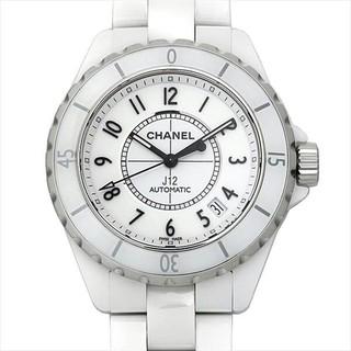 J12 白セラミック 新品 メンズ 腕時計 特価割引