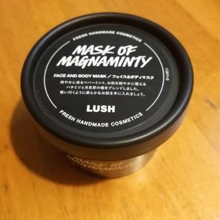 ラッシュ(LUSH)のLUSH パワーマスクSP 新品未使用 125g(ボディスクラブ)