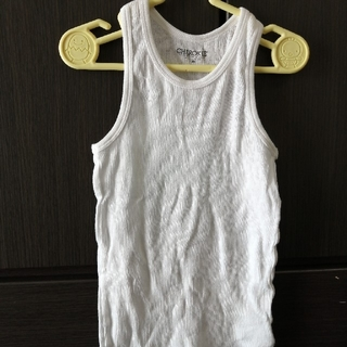 ニシマツヤ(西松屋)のタンクトップ サイズ120(Tシャツ/カットソー)