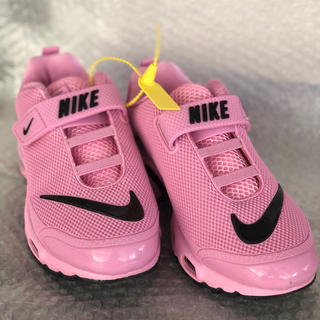 NIKE - Nike children shoes Tn/Pink/22cm