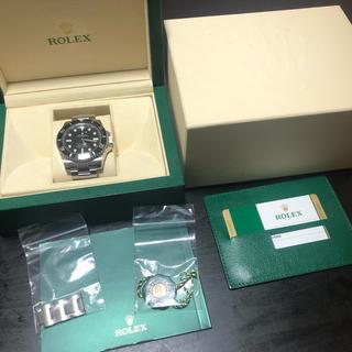ROLEX - 手渡し100万円 ロレックス  サブマリーナ 114060