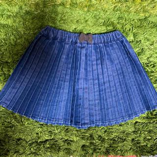 プティマイン(petit main)のラポシェビスキュイスカート 80(スカート)