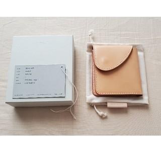 Hender Scheme - Hender Scheme wallet / natural