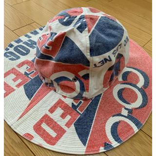DENIM DUNGAREE - DENIM DUNGAREE 帽子サイズ58