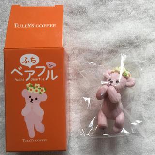 タリーズコーヒー(TULLY'S COFFEE)の【新品】タリーズ ふちベアフル フラワー 1個(キャラクターグッズ)