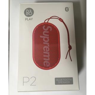 シュプリーム(Supreme)の新品 Supreme Bang&Olufsen Wireless Speaker(スピーカー)