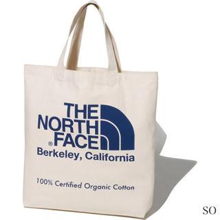 THE NORTH FACE - ノースフェイス トートバック オーガニック