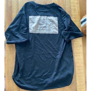 しまむら - しまむら バックプリントTシャツ
