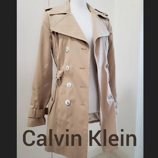 カルバンクライン(Calvin Klein)の■【新品タグ無し】Calvin Kleinカルバン・クライン トレンチコート(トレンチコート)