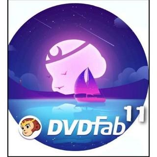 オマケ付 DVDfab 11 FullVersion / Win10-64bit(PC周辺機器)