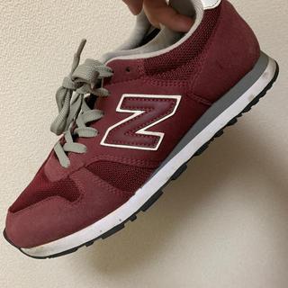 New Balance - ニューバランス エンジ 24.5 スニーカー 靴 340