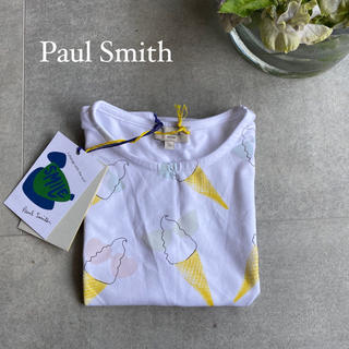 ポールスミス(Paul Smith)のPaul smith junior 3A ソフトクリーム Tシャツ(Tシャツ/カットソー)