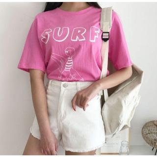 ゴゴシング(GOGOSING)のG273新品*)gogosingサーファーTシャツ(Tシャツ(半袖/袖なし))