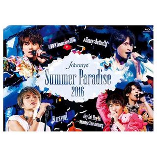 セクシー ゾーン(Sexy Zone)のSummer Paradise 2016 Blu-ray Disc2(アイドル)