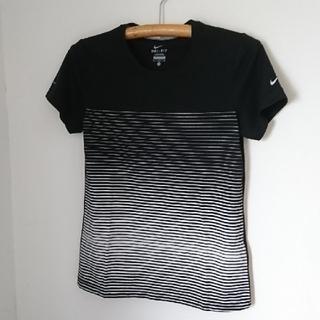 NIKE - NIKE  DRI-FIT ꕤ スポーツシャツ レディース Mサイズ