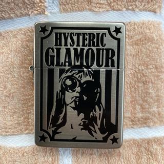 ヒステリックグラマー(HYSTERIC GLAMOUR)のhysteric glamour ジッポ zippo(タバコグッズ)