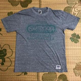 アウトドアプロダクツ(OUTDOOR PRODUCTS)のOUTDOOR Tシャツ Lサイズ グレー(Tシャツ/カットソー(半袖/袖なし))