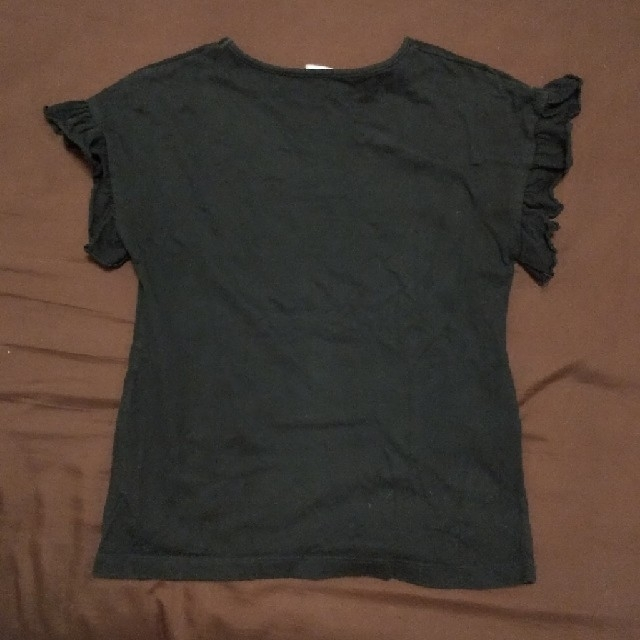 GU(ジーユー)のGU Tシャツ 140 キッズ/ベビー/マタニティのキッズ服女の子用(90cm~)(Tシャツ/カットソー)の商品写真