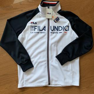 フィラ(FILA)のFILA レディースジャージージャケット 未使用品(ウェア)
