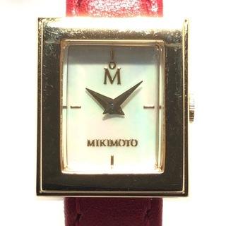 ミキモト(MIKIMOTO)のミキモト 腕時計 マルチフォームウォッチ(腕時計)